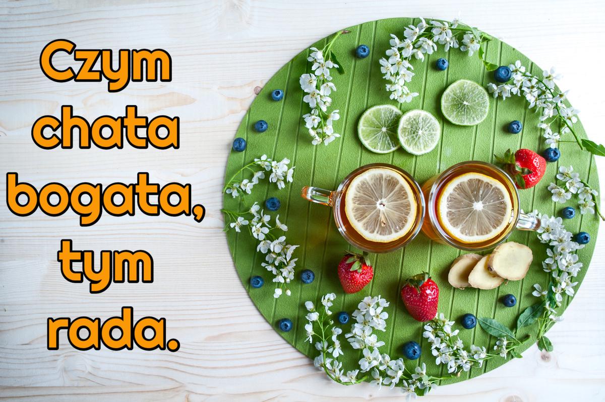 Czym Chata Bogata Online